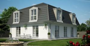 Mansarddachhaus FR 110-110 B